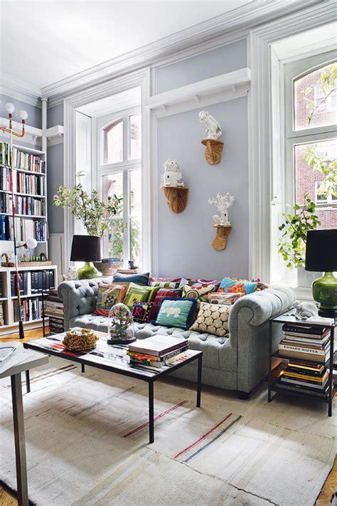design house decor ny ボヘミアンテイストが素敵 インテリアデザイナーが住むニューヨークアパートメント playfulbox net