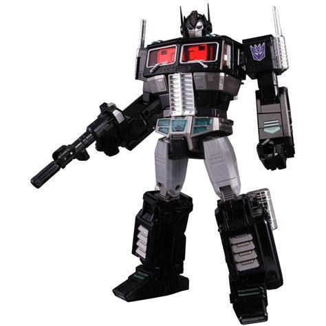 Tomica Set Transformers Optimus Nemesis Prime Bumblebee Black transformers takara g1 masterpiece mp 10b black nemesis