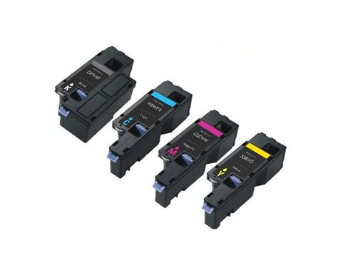 compatible dell e525w e525 525w toner cartridge 4 pack by imagetoner