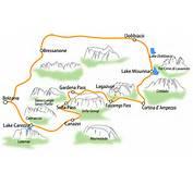 South Tyrol Italy Gardena Pass Dolomites