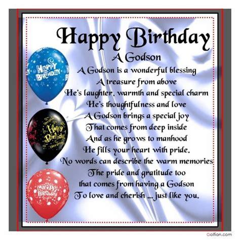 Godson 1st Birthday Card 60 Beautiful Birthday Wishes For Godson Best Birthday