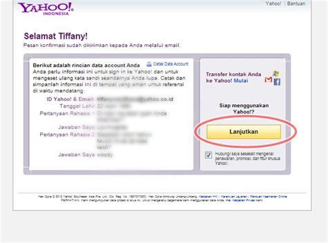 cara membuat tilan yahoo classic cara membuat email yahoo yahoo mail saran2 com
