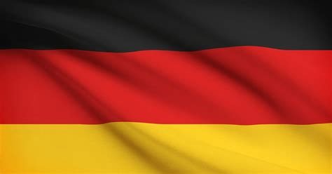 colors of german flag what do the colors of the german flag worldatlas