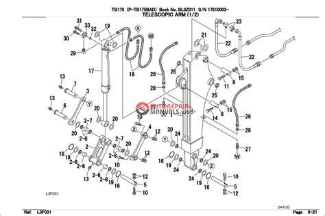 takeuchi tl130 wiring schematic takeuchi tl140 service