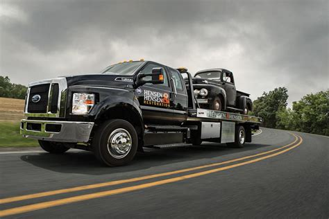 Ford F 650 2017 Ford 174 F 650 F 750 Truck Features Ford