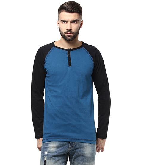design entire shirt unisopent designs turquoise cotton full sleeves t shirt