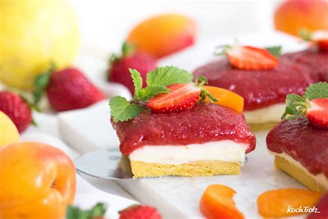 kuchen ohne ei backen leichte fruchtschnitten ohne backen auch quot der p 252 rierstab