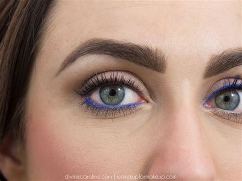 is my period too light to wear a ton cobalt blue eyeliner how to rock the trend more com