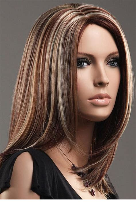 highlights in hair 17 best ideas about brown blonde highlights on pinterest