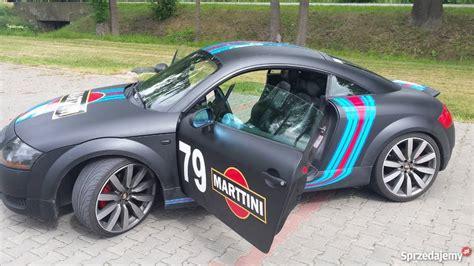 Audi Tt Lpg by Audi Tt 1 8turbo Z Lpg Pruszcz Gdański Sprzedajemy Pl