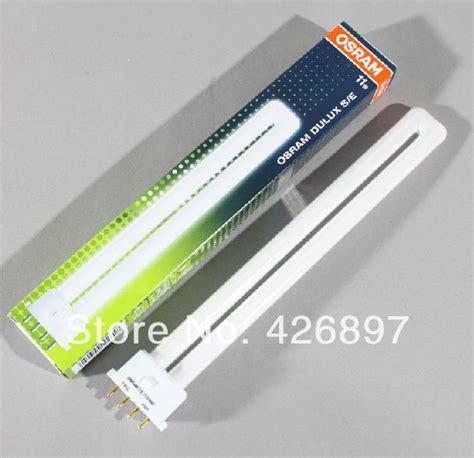 Lu Downlight 13 Watt aliexpress buy osram dulux s e 11w 840 11w compact