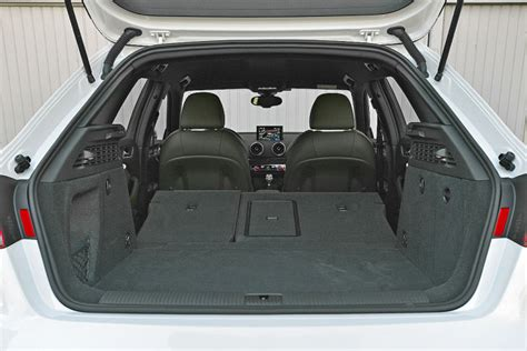 Audi A3 Sportback Abmessungen by Audi A3 Sportback Kofferraum Ma 223 E Auto Bild Idee