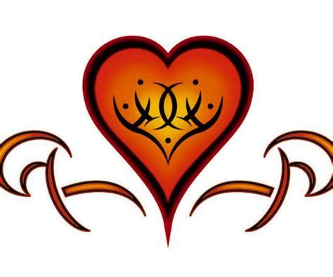 tattooed heart free download free heart tattoo designs clipart best
