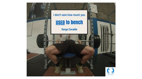 how to get a stronger bench 14 easy steps on how to get a bigger bench