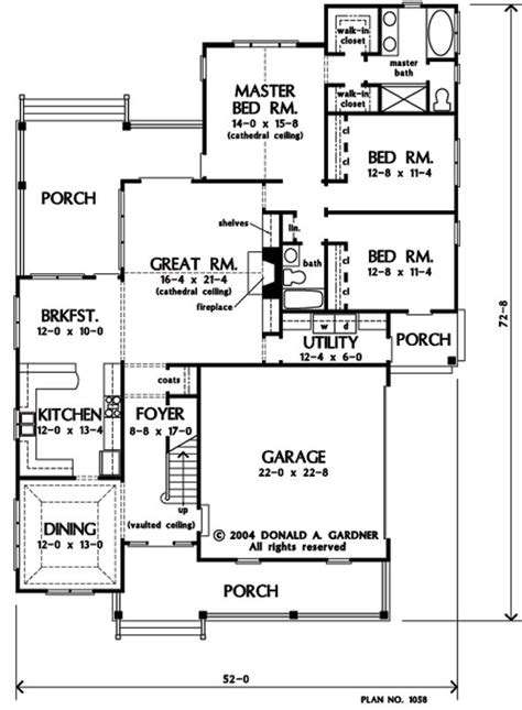 17 best images about floorplans on pinterest 2nd floor mansions and modern homes 17 best images about don gardner house plans on pinterest