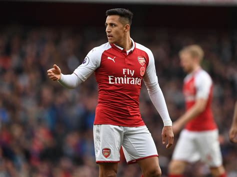 alexis sanchez not nominated arsene wenger not worried about alexis sanchez as arsenal