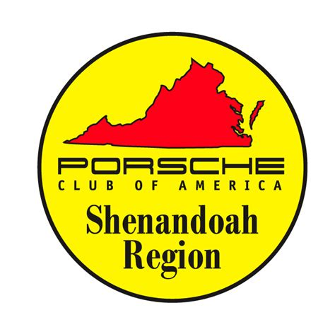 shenandoah region 9th annual fall foliage tour porsche