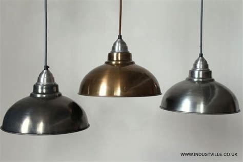 Excellent Spun Metal L Shades L Shade Clip On Metal