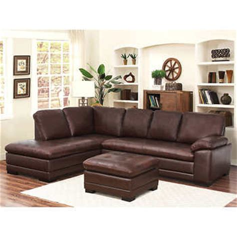 top grain leather sectional with ottoman metropolitan top grain leather sectional and ottoman