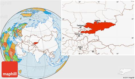 kyrgyzstan in world map image gallery kyrgyzstan world map
