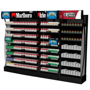 Cigarette Racks custom display stands display cabinet manufacturers