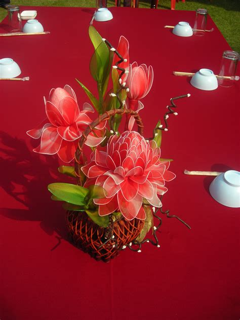 flowers decoration file red artificial flower as table decoration jpg