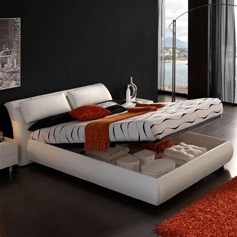 lit adulte avec rangements lit coffre rangement adulte