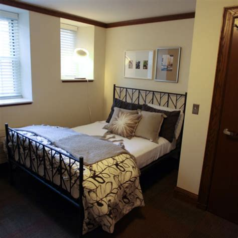 guests room guest rooms northwestern student affairs
