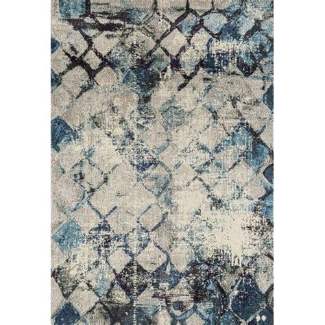 network johnnie blue durable modern rug reviews temple