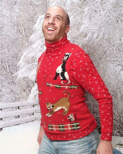 6 ugly christmas sweaters that are actually cute around