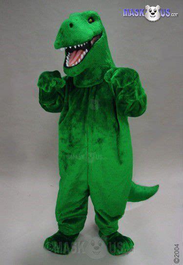 rex deluxe adult size tyrannosaurus rex dinosaur mascot costume  maskuscom