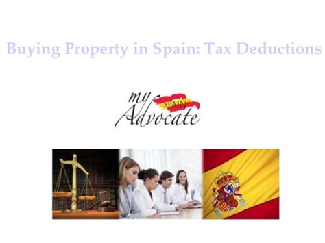 tax deductions buying house income tax deductions relating to property in the canary islands