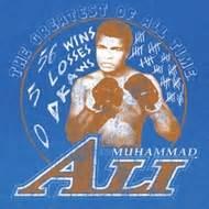 T Shirt Muhammad Ali Biru Royal muhammad ali shirts home