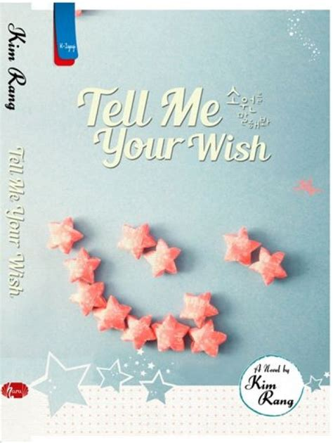 Buku Novel Wish bukukita tell me your wish toko buku