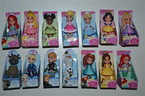 Disney Posable Mini Toddler new 2017 disney poseable princess mini toddler dolls