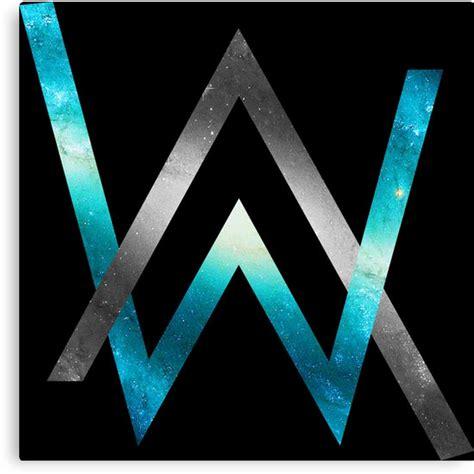 alan walker font alan walker logos