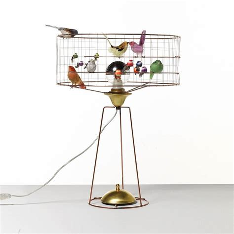 Birdcage Chandelier Light Bird Cage Table Lamp By I Love Retro Notonthehighstreet Com