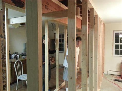 BAD renovations   Load Bearing Beam