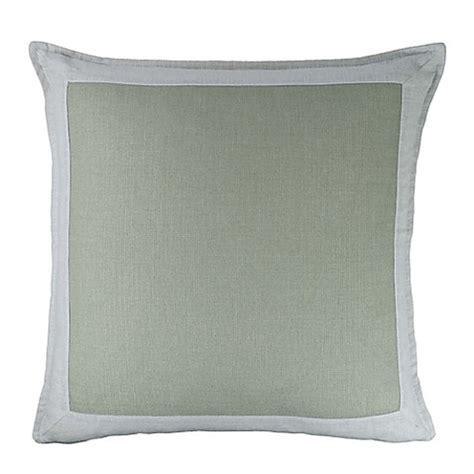 bed bath and beyond riverside sherry kline riverside european pillow sham in mint green