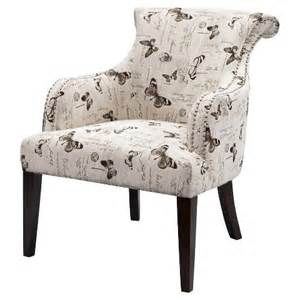Alexis rollback accent chair cream target