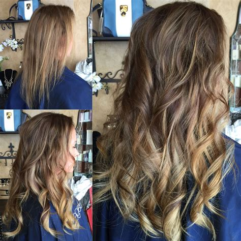 hair extensions for thin hair in salt and pepper 14inch extensions on fine thin hair before and after