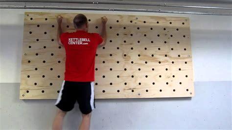 pegboard climbing wall climbing pegboard youtube