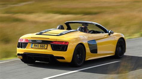 audi   spyder  review car magazine