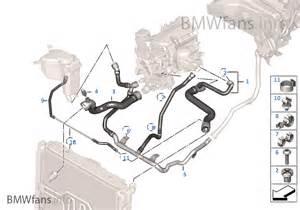 cooling system coolant hoses bmw 3 e90 320i n46 china