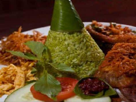 cara buat nasi uduk hijau resep cara membuat nasi hijau khas sukabumi gurih
