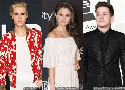 charlie puth and selena gomez justin bieber is furious over selena gomez and charlie