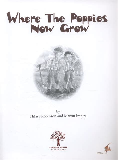 where the poppies now grow by robinson hilary 9780957124585 brownsbfs where the poppies now grow by robinson hilary 9780957124585 brownsbfs