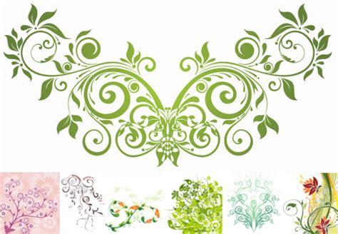 Paper Flowers Ready Stok 16 Bunga Floral Vectors Vectorilla Vector Images