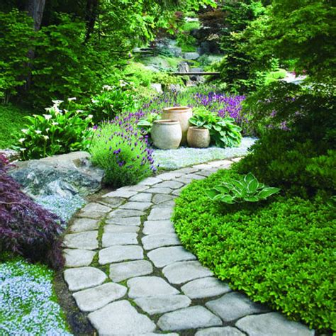 Backyard Walkway Ideas Beautiful Garden Paths Xcitefun Net