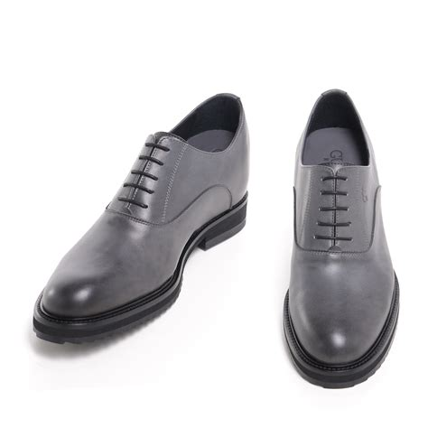 mens light grey dress shoes gray dress shoes height increasing shoes affordable